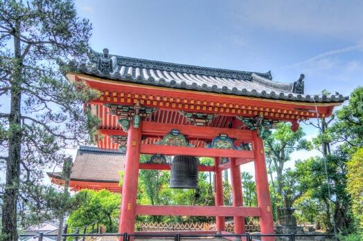 temple tokyo senso ji japon