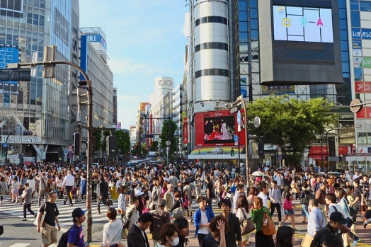 carrefour shibuya tokyo