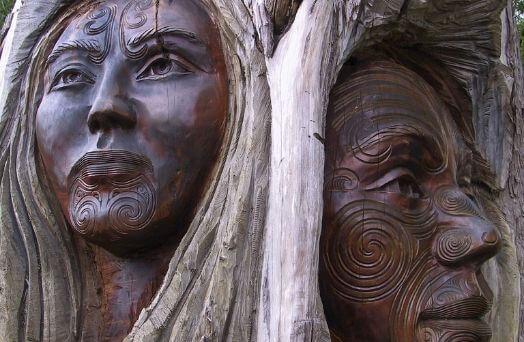 nouvelle zelande hongi maori