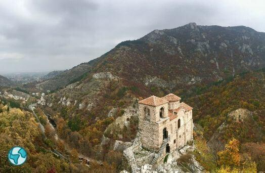 bulgarie forteresse assen