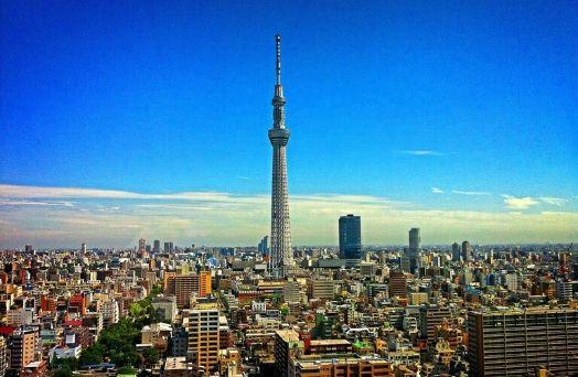 tokyo skytree japon