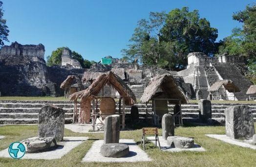 guatemala paysage colonie