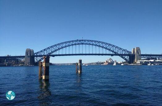 australie ville eau