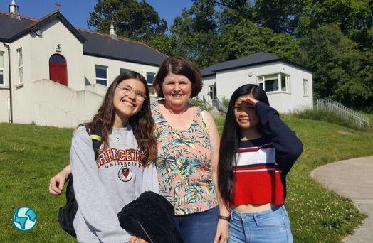 irlande famille accueil