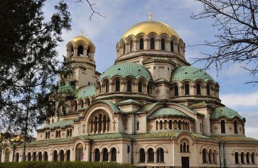 eglises bulgarie sofia