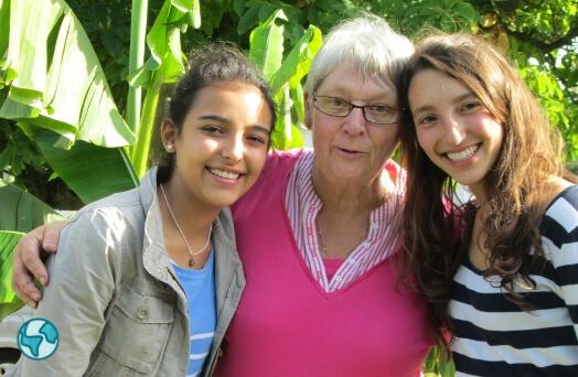 sejour linguistique famille accueil