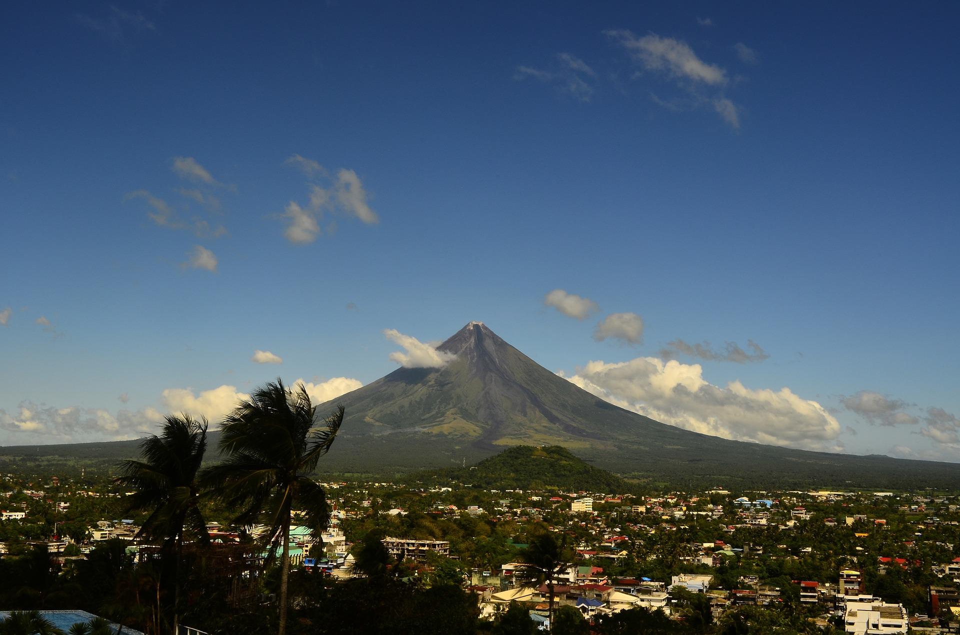 Séjour aux Philippines-Volcan à Camiguin